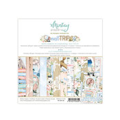 Next Trip 6x6 Paper Pad - Mintay Papers - PRE ORDER