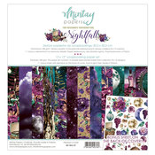 Nightfall 12x12 Paper Pack - Mintay Papers