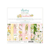 Vacation 6x6 Paper Pad - Mintay Papers - PRE ORDER