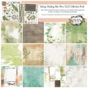 Vintage Artistry Hike More 12x12 Collection Pack - 49 And Market