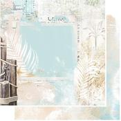Oceanic Paper - Vintage Artistry Beached - 49 And Market