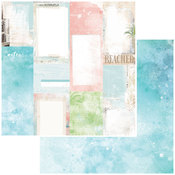 Journal Cards Paper - Vintage Artistry Beached - 49 And Market - PRE ORDER