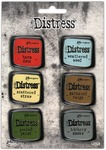 Distress Pin Set 7 - Tim Holtz