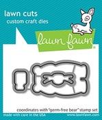 Germ-free Bear - Lawn Cuts - Lawn Fawn