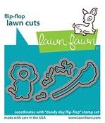 Dandy Day Flip-Flop - Lawn Cuts - Lawn Fawn