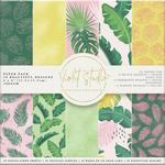 Violet Studio Tropical Paper Pack 6x6 - Crafter's Companion