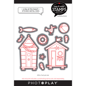A Day At The Beach Dies - Say It With Stamps - Photoplay - PRE ORDER