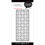 #9 Daisy Coverplate Dies - Say It With Stamps - Photoplay