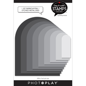 A2 Nested Arches Dies - Say It With Stamps - Photoplay