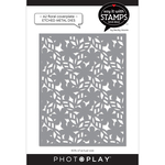 A2 Floral Coverplate Dies - Say It With Stamps - Photoplay