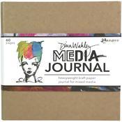 MEdia Kraft Journal 6x6 - Dina Wakley