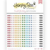 Funfetti Birthday Gem Stickers - Honey Bee Stamps