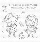 RAM Million Dollar Friends Clear Stamps - My Favorite Things