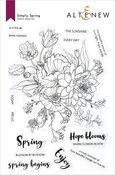 Simply Spring Stamp Set - Altenew