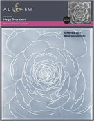 Mega Succulent 3D Embossing Folder - Altenew