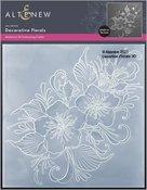 Decorative Florals 3D Embossing Folder - Altenew
