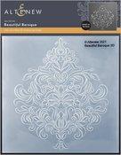 Beautiful Baroque 3D Embossing Folder - Altenew