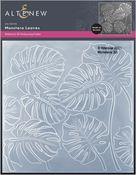 Monstera Leaves 3D Embossing Folder - Altenew
