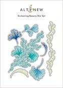 Enchanting Beauty Die Set - Altenew