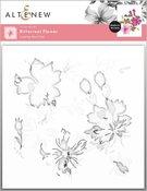 Bitterroot Flower Layering Stencil (3 in 1) - Altenew