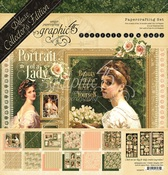 Portrait of a Lady Deluxe Collector's Edition - Graphic 45