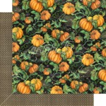 Pumpkin Patch Paper - Midnight Tales - Graphic 45