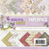 Beautiful Garden 6x6 Paper Pack - Find It Trading