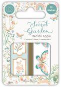 Secret Garden Washi Tape - Craft Consortium