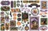 Midnight Tales Ephemera Assortment - Graphic 45