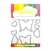 Spread Your Wings Matching Die - Waffle Flower Crafts