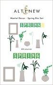 Mantel Decor - Spring Die Set - Altenew