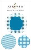 Circular Elements Die Set - Altenew