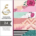 Wildflower 6x6 Paper Pack - Altenew