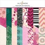 Wildflower 12x12 Paper Pack - Altenew