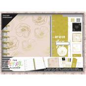 Fancy Florals Happy Planner 12 Month Dated Classic Teacher Planner Kit