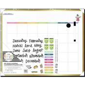 Stick Girls Happy Planner Monthly Dry Erase Board