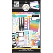 Bold School Happy Planner Sticker Value Pack