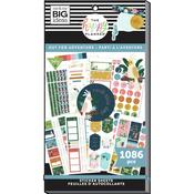 Jungle Happy Planner Sticker Value Pack