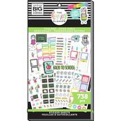 Stick Girl Happy Planner Teacher Sticker Value Pack