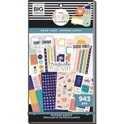 Good Vibes Happy Planner Sticker Value Pack