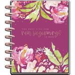 New Beginnings Happy Planner Classic Notebook