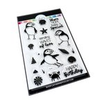 Puffin Party Stamp Set - Catherine Pooler