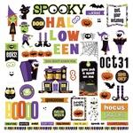Monster Mash Element Sticker Sheet - Photoplay