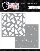 Monster Mash Stencil 2-Piece - Photoplay - PRE ORDER
