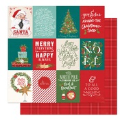 Be Joyful Paper - The North Pole Trading Co. - Photoplay