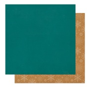 Blue - Green Paper - The North Pole Trading Co. - Photoplay