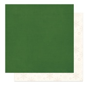 Green - Cream Paper - The North Pole Trading Co. - Photoplay