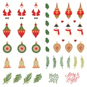 Deck The Halls Paper - The North Pole Trading Co. - Photoplay