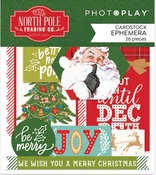 The North Pole Trading Co. Ephemera - Photoplay - PRE ORDER