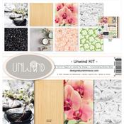 Unwind 12x12 Collection Kit - Reminisce - PRE ORDER